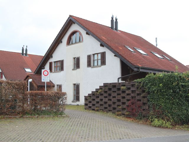 Doppeleinfamilienhaus Rupperswil